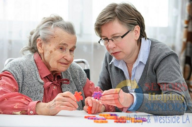 Senior Home Care Services | Seniors Helping Seniors Elder Care