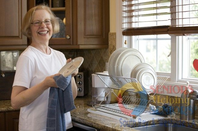 Light Housekeeping Services for Seniors South Bay and West Los Angeles