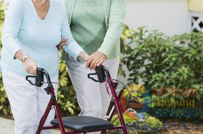 Mobility Assistance for Seniors South Bay and West Los Angeles