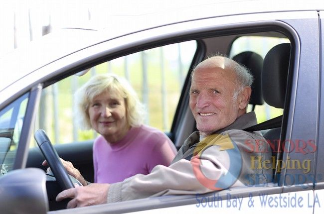 Transportation & Errands Service for Seniors South Bay and West Los Angeles