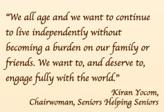 We all Age Quote Kiran Yocom